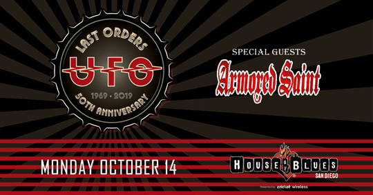 Last Orders - 50th Anniversary Tour