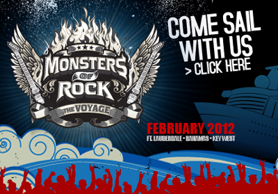 Monsters Of Rock - The Voyage