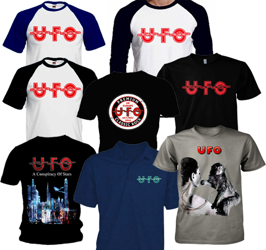 Official UFO Merchandise